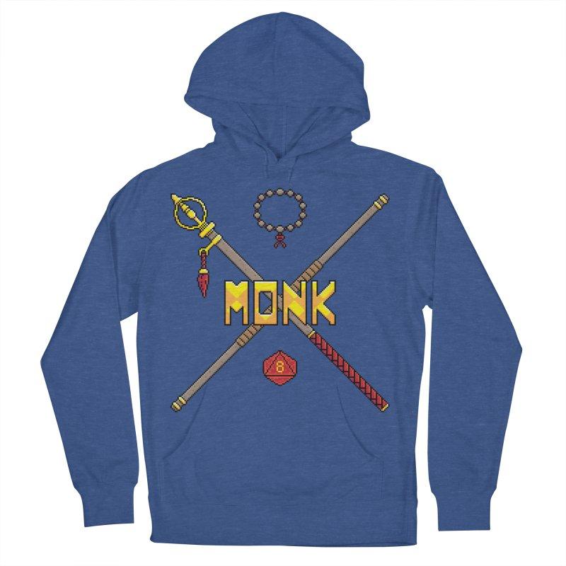 Monk Men's Pullover Hoody by Pixels Missing