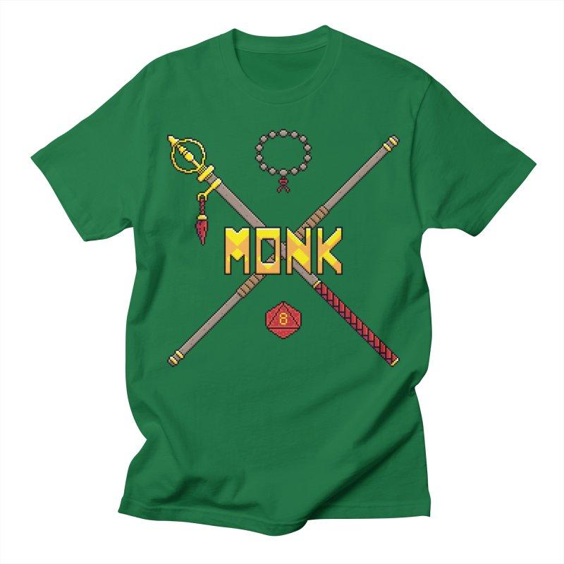 Monk Women's Unisex T-Shirt by Pixels Missing