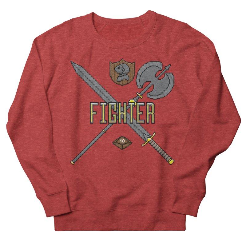 Fighter Women's Sweatshirt by Pixels Missing