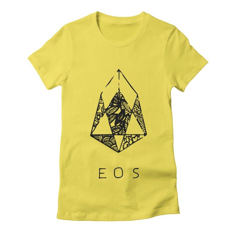 RB - Zentan Women's T-Shirt by My pixEOS Artist Shop