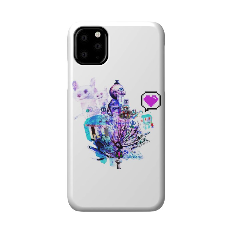 YM - Love pixEOS Accessories Phone Case by My pixEOS Artist Shop
