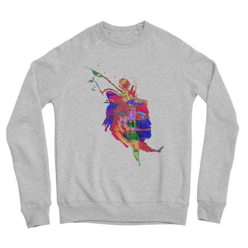 YM - BugEOS root Men's Sponge Fleece Sweatshirt by My pixEOS Artist Shop
