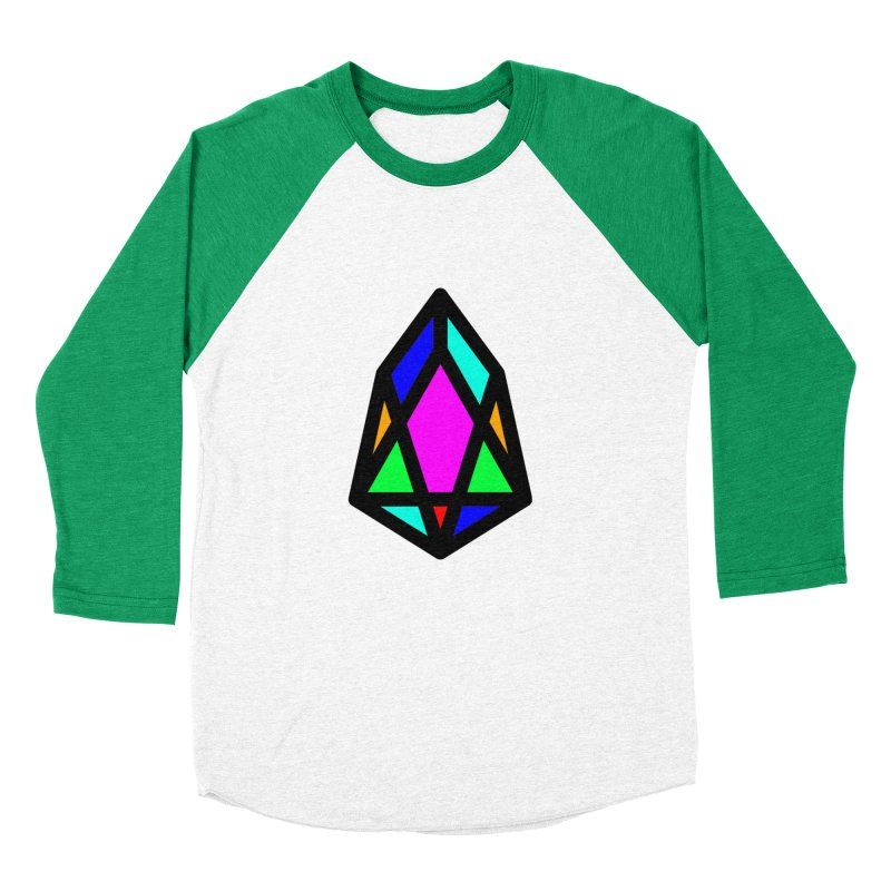 PIX - pixEOS Logo Classic Men's Baseball Triblend Longsleeve T-Shirt by My pixEOS Artist Shop