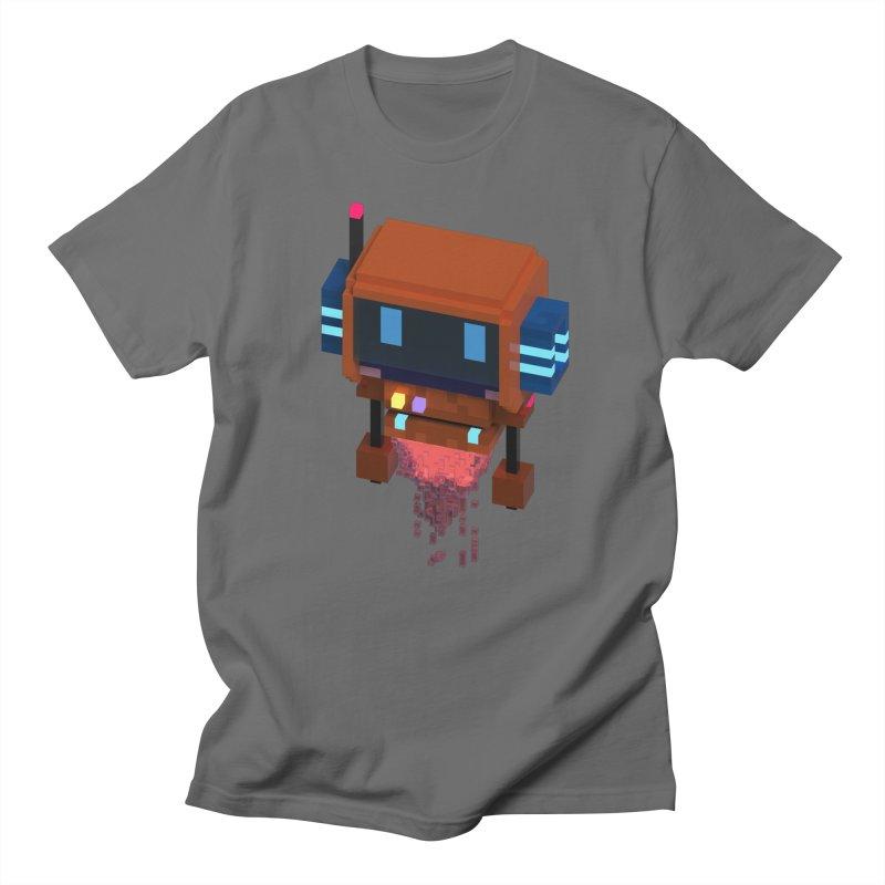 FY - Voxie Rocket Men's T-Shirt by My pixEOS Artist Shop