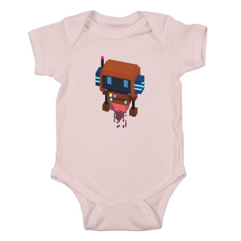 FY - Voxie Rocket Kids Baby Bodysuit by My pixEOS Artist Shop