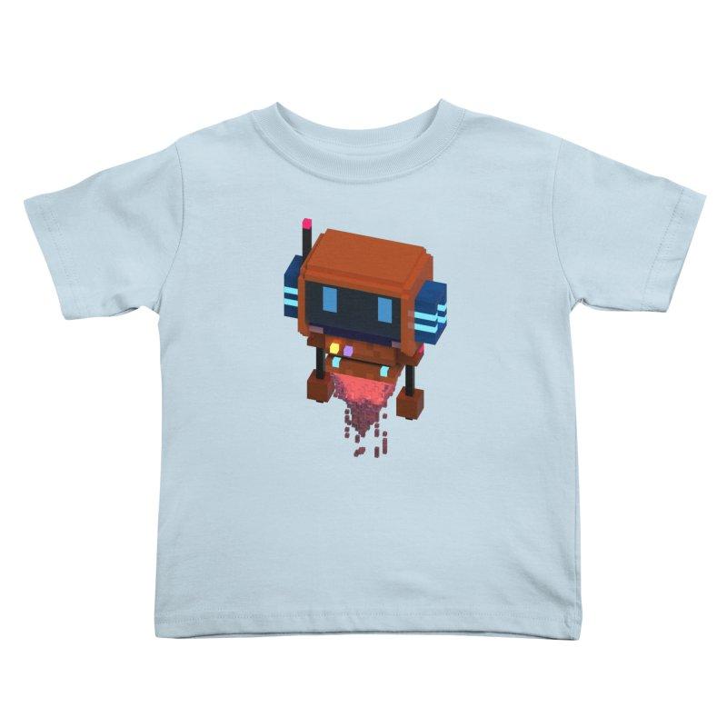 FY - Voxie Rocket Kids Toddler T-Shirt by My pixEOS Artist Shop