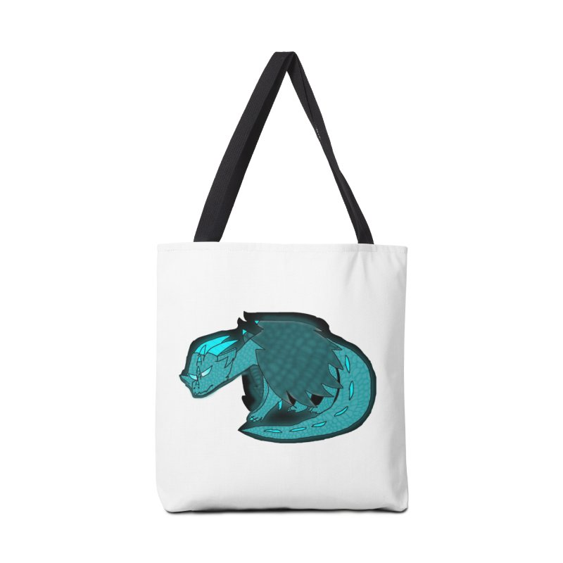 HA - Dragon Accessories Tote Bag Bag by My pixEOS Artist Shop