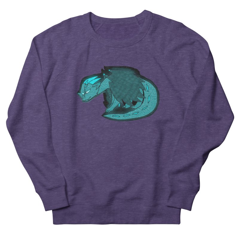 HA - Dragon Women's French Terry Sweatshirt by My pixEOS Artist Shop