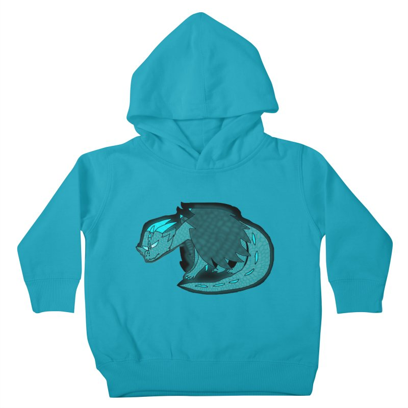 HA - Dragon Kids Toddler Pullover Hoody by My pixEOS Artist Shop