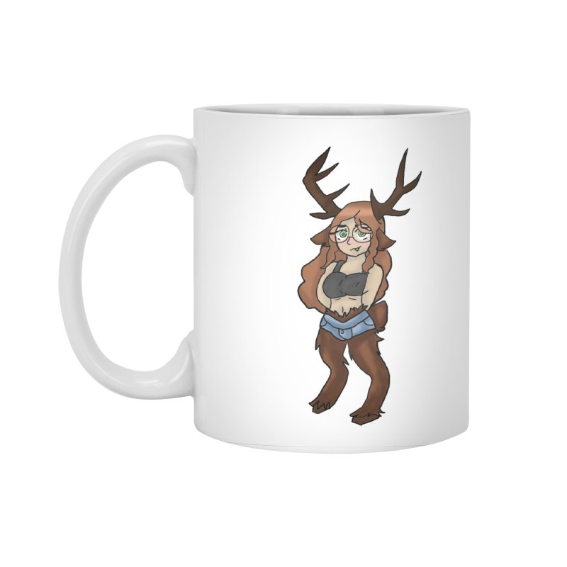 HA - Everest Accessories Standard Mug by My pixEOS Artist Shop