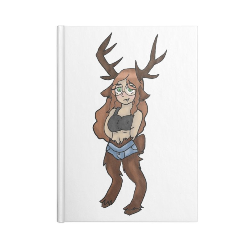 HA - Everest Accessories Lined Journal Notebook by My pixEOS Artist Shop