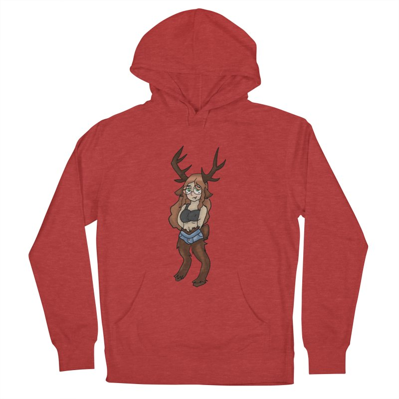 HA - Everest Women's French Terry Pullover Hoody by My pixEOS Artist Shop
