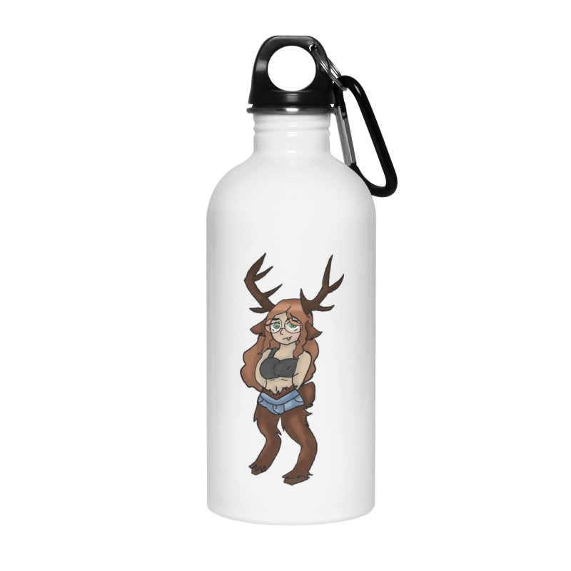HA - Everest Accessories Water Bottle by My pixEOS Artist Shop