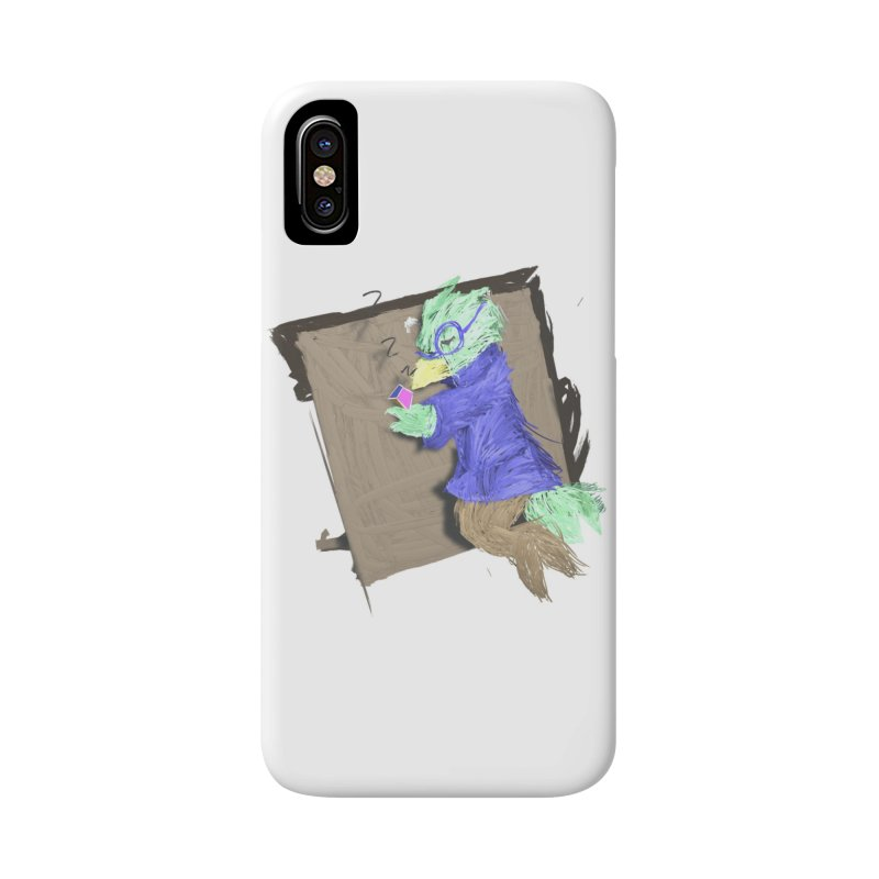HA - pixEOS Bird Accessories Phone Case by My pixEOS Artist Shop