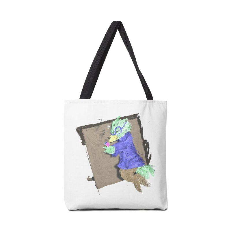 HA - pixEOS Bird Accessories Tote Bag Bag by My pixEOS Artist Shop