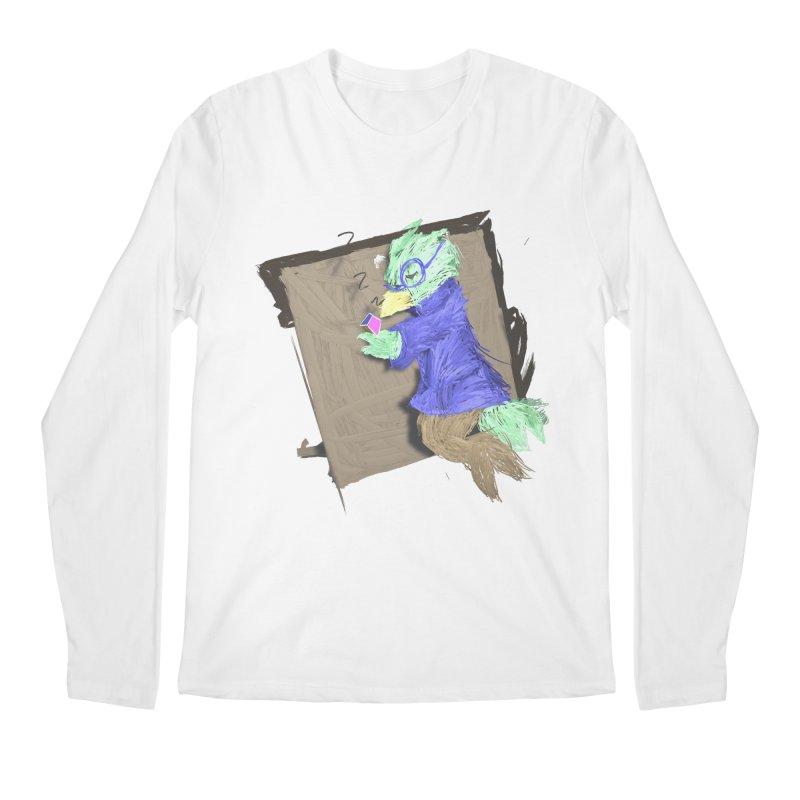 HA - pixEOS Bird Men's Regular Longsleeve T-Shirt by My pixEOS Artist Shop