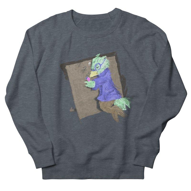 HA - pixEOS Bird Women's French Terry Sweatshirt by My pixEOS Artist Shop