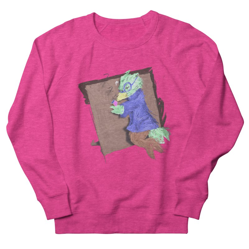 HA - pixEOS Bird Men's French Terry Sweatshirt by My pixEOS Artist Shop