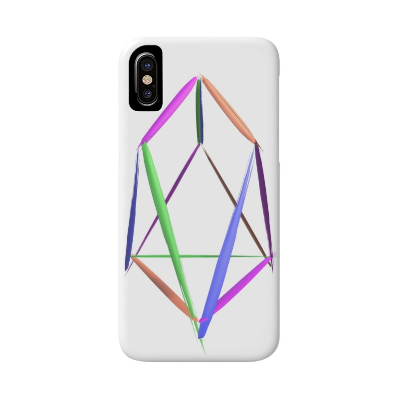 HA - pixEOS Logo2 Accessories Phone Case by My pixEOS Artist Shop