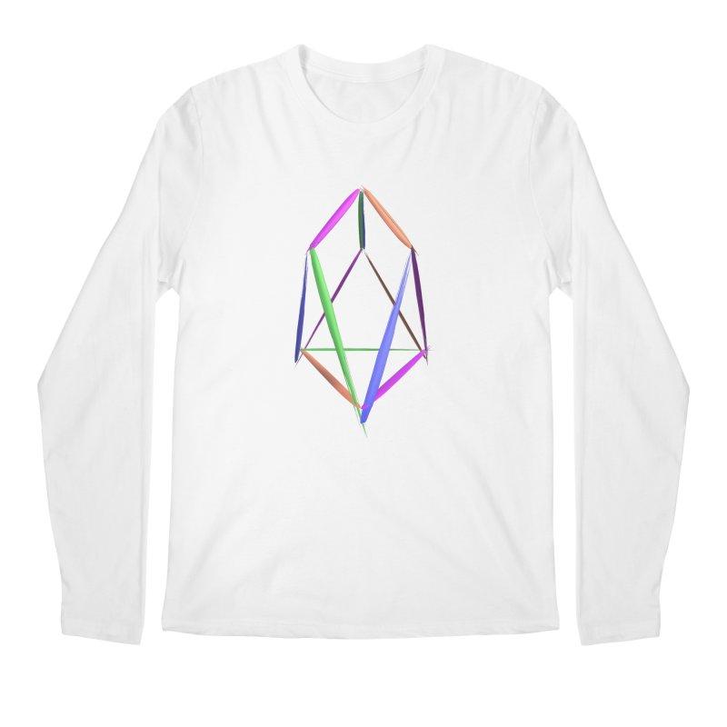 HA - pixEOS Logo2 Men's Regular Longsleeve T-Shirt by My pixEOS Artist Shop