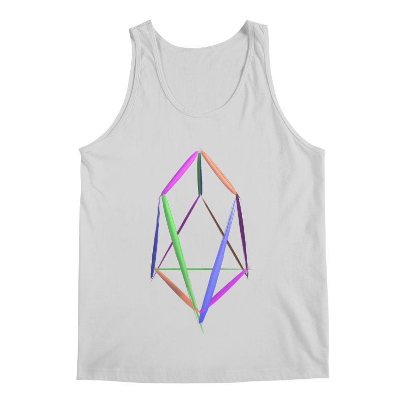 HA - pixEOS Logo2 Men's Regular Tank by My pixEOS Artist Shop