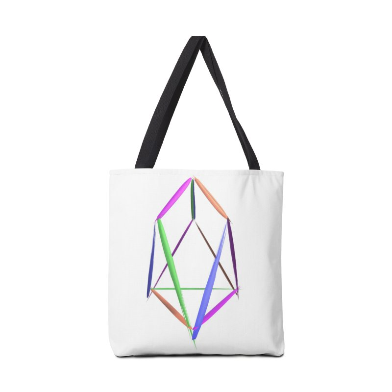 HA - pixEOS Logo2 Accessories Tote Bag Bag by My pixEOS Artist Shop