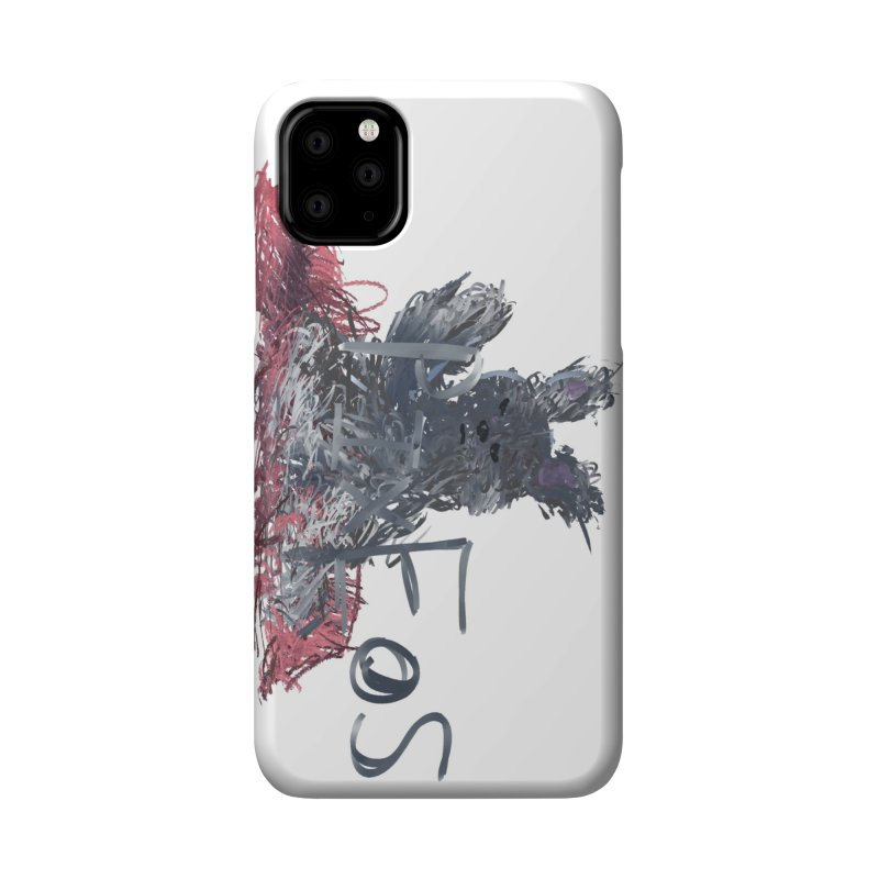 HA - pixEOS Bunny Accessories Phone Case by My pixEOS Artist Shop