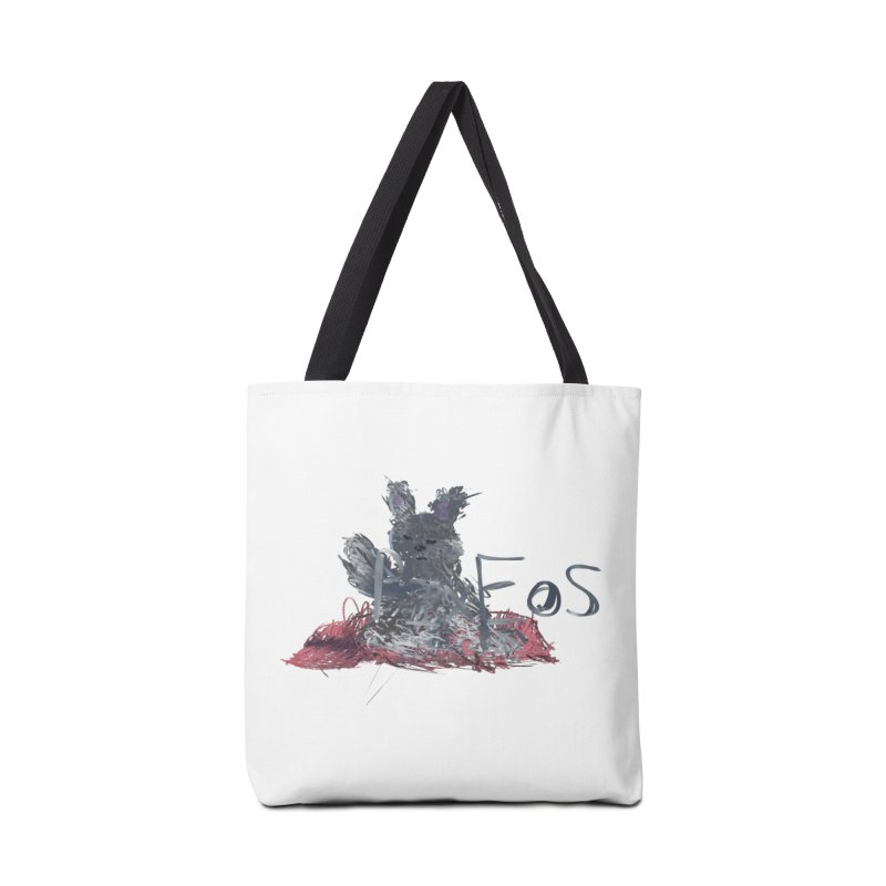 HA - pixEOS Bunny Accessories Tote Bag Bag by My pixEOS Artist Shop