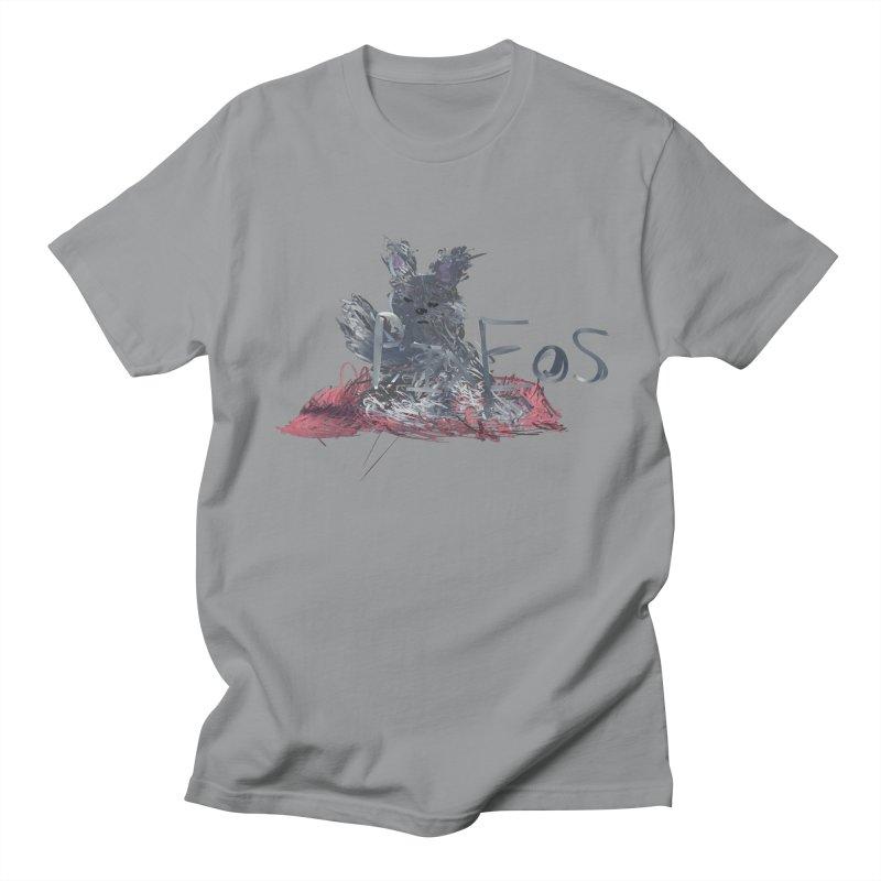 HA - pixEOS Bunny Men's Regular T-Shirt by My pixEOS Artist Shop