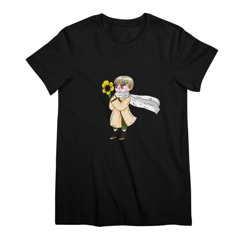 HA - Russia! Women's Premium T-Shirt by My pixEOS Artist Shop