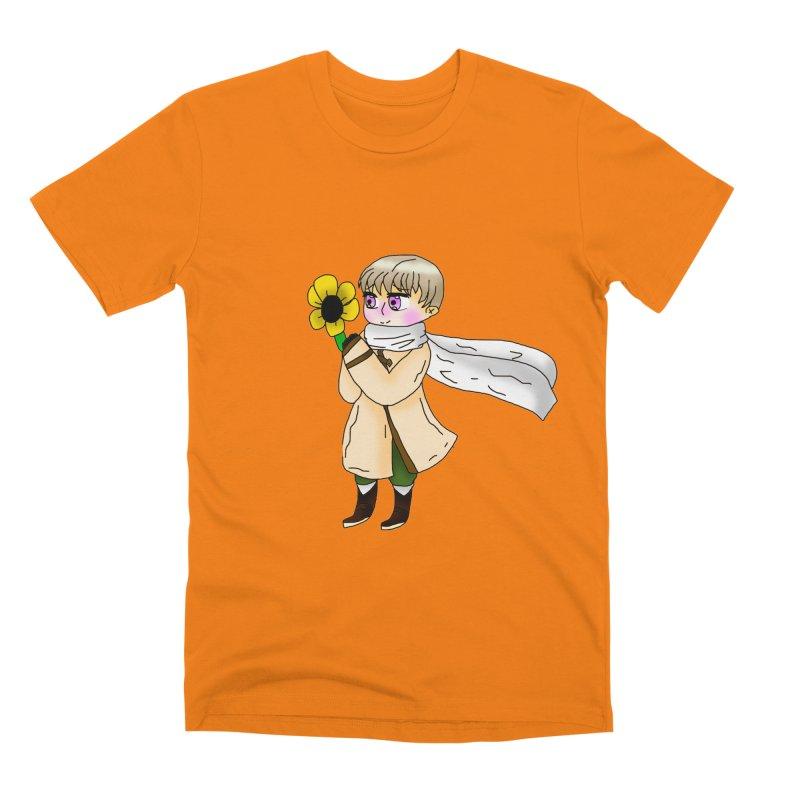 HA - Russia! Men's Premium T-Shirt by My pixEOS Artist Shop