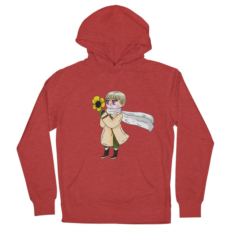HA - Russia! Women's French Terry Pullover Hoody by My pixEOS Artist Shop