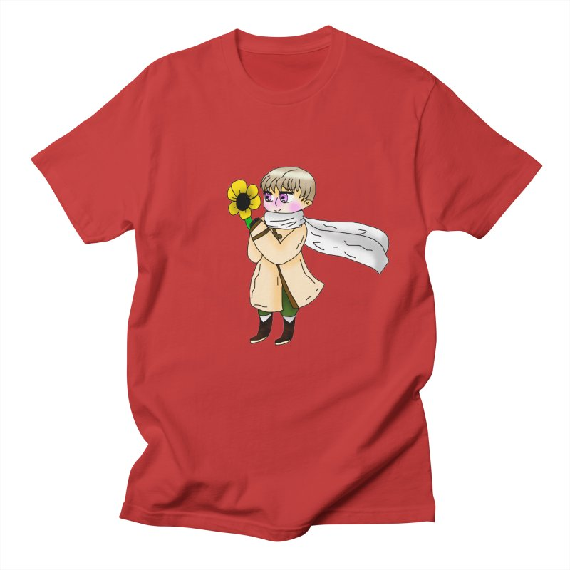 HA - Russia! Men's Regular T-Shirt by My pixEOS Artist Shop