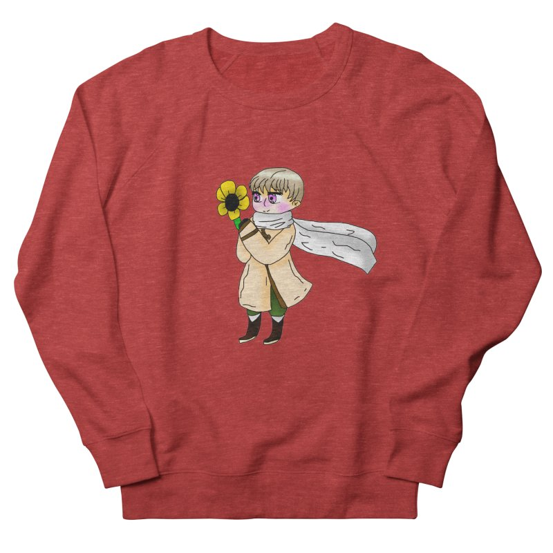 HA - Russia! Women's French Terry Sweatshirt by My pixEOS Artist Shop