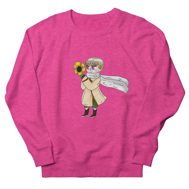 HA - Russia! Men's French Terry Sweatshirt by My pixEOS Artist Shop