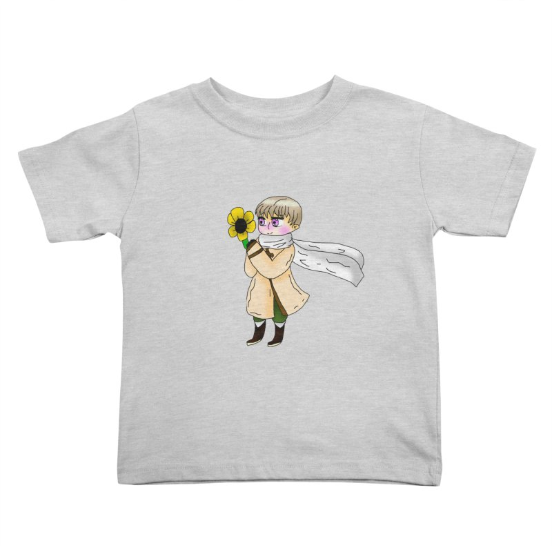 HA - Russia! Kids Toddler T-Shirt by My pixEOS Artist Shop