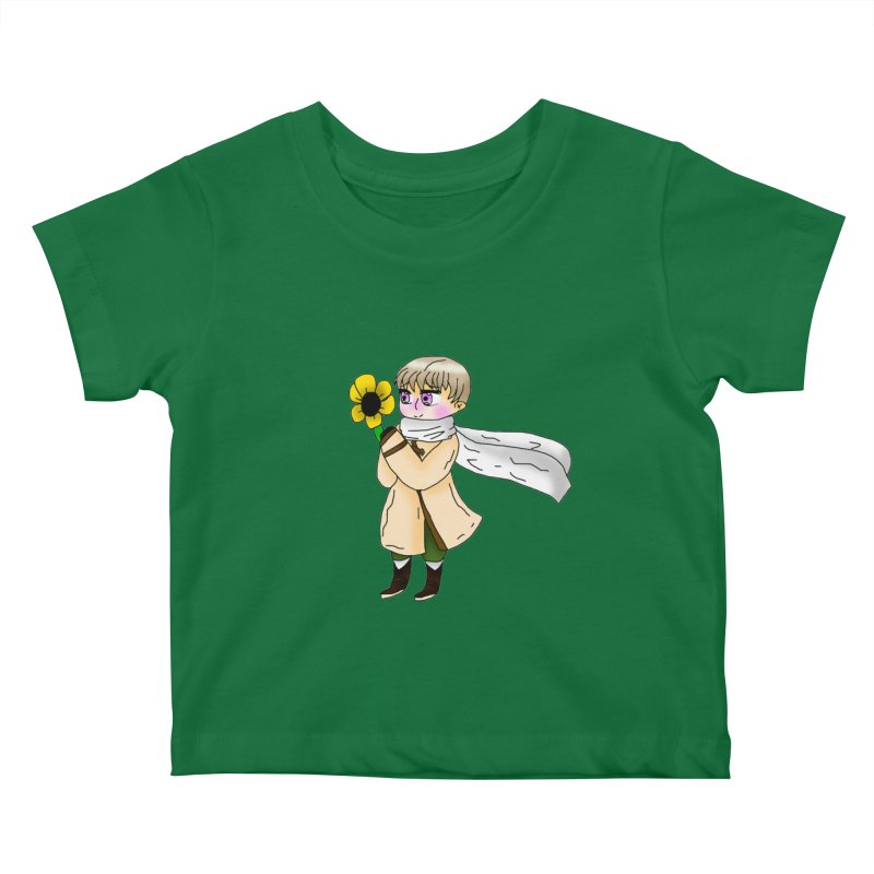HA - Russia! Kids Baby T-Shirt by My pixEOS Artist Shop