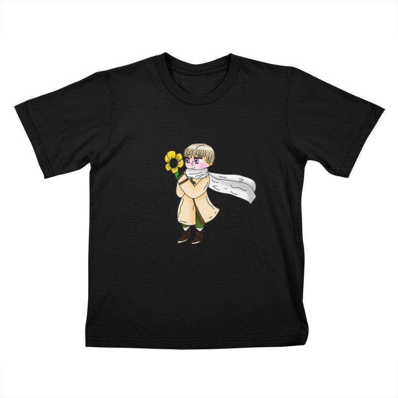 HA - Russia! Kids T-Shirt by My pixEOS Artist Shop