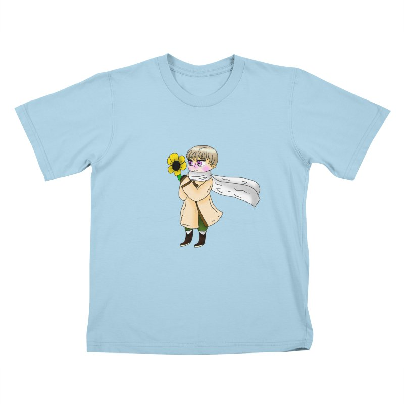HA - Russia! Kids T-Shirt by My pixEOS Artist Shop