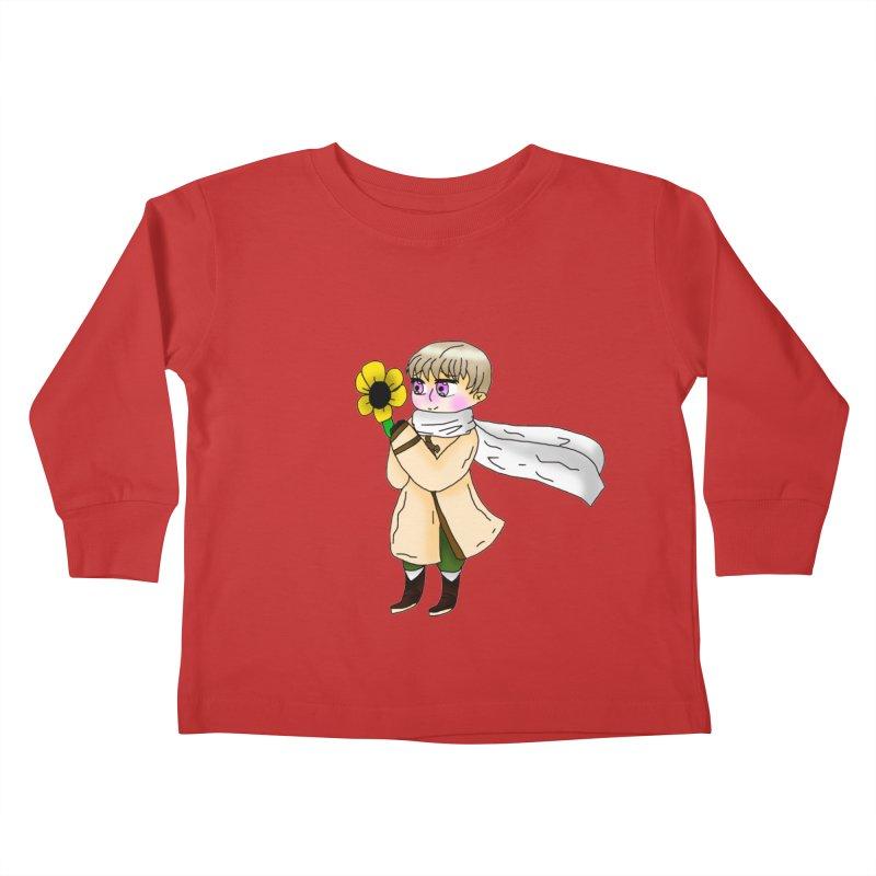 HA - Russia! Kids Toddler Longsleeve T-Shirt by My pixEOS Artist Shop