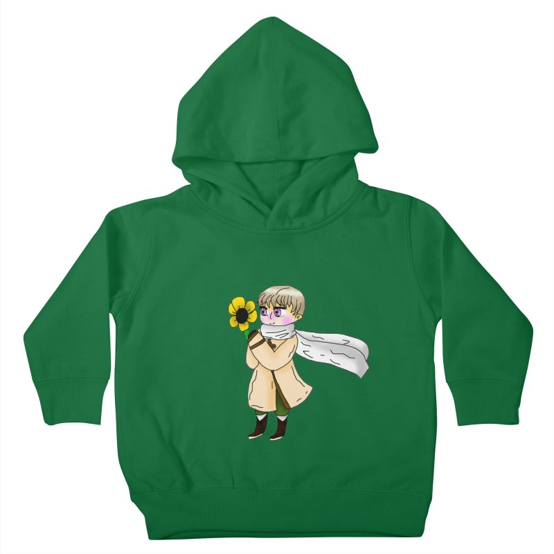 HA - Russia! Kids Toddler Pullover Hoody by My pixEOS Artist Shop