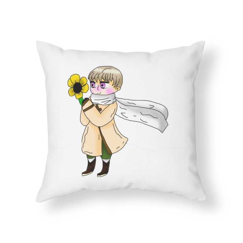 HA - Russia! Home Throw Pillow by My pixEOS Artist Shop