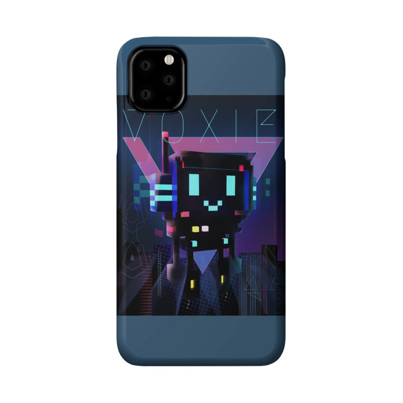 FY - Voxie Cyberpunk 2 Accessories Phone Case by My pixEOS Artist Shop