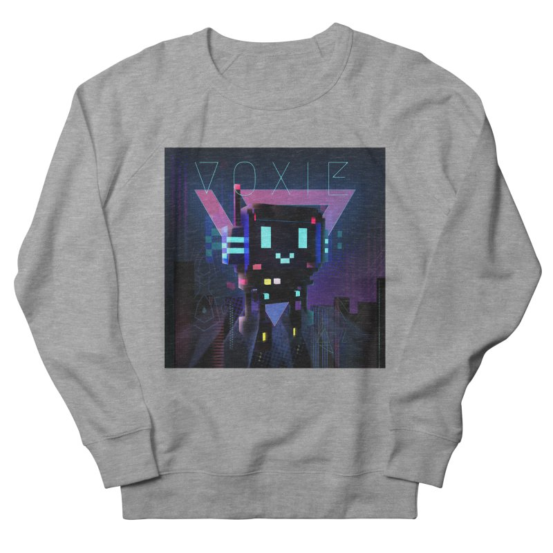 FY - Voxie Cyberpunk 2 Women's French Terry Sweatshirt by My pixEOS Artist Shop