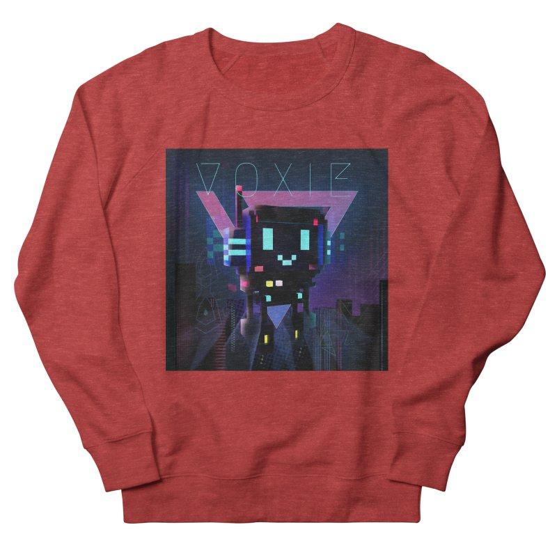 FY - Voxie Cyberpunk 2 Men's French Terry Sweatshirt by My pixEOS Artist Shop