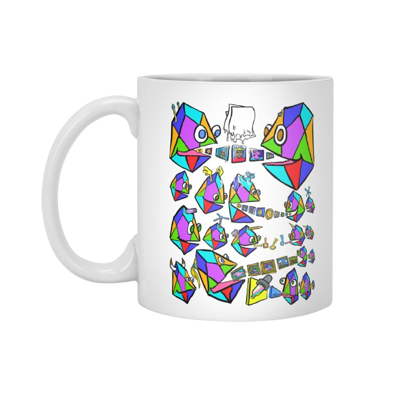 JC - Epic pixEOS Gathering Accessories Standard Mug by My pixEOS Artist Shop