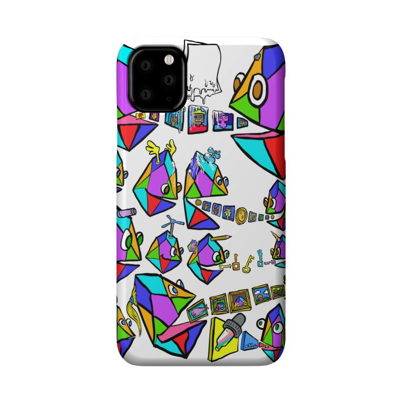 JC - Epic pixEOS Gathering Accessories Phone Case by My pixEOS Artist Shop