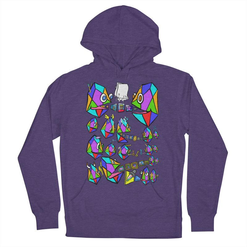 JC - Epic pixEOS Gathering Women's French Terry Pullover Hoody by My pixEOS Artist Shop