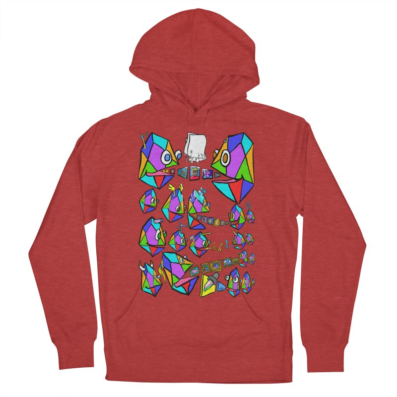 JC - Epic pixEOS Gathering Men's French Terry Pullover Hoody by My pixEOS Artist Shop