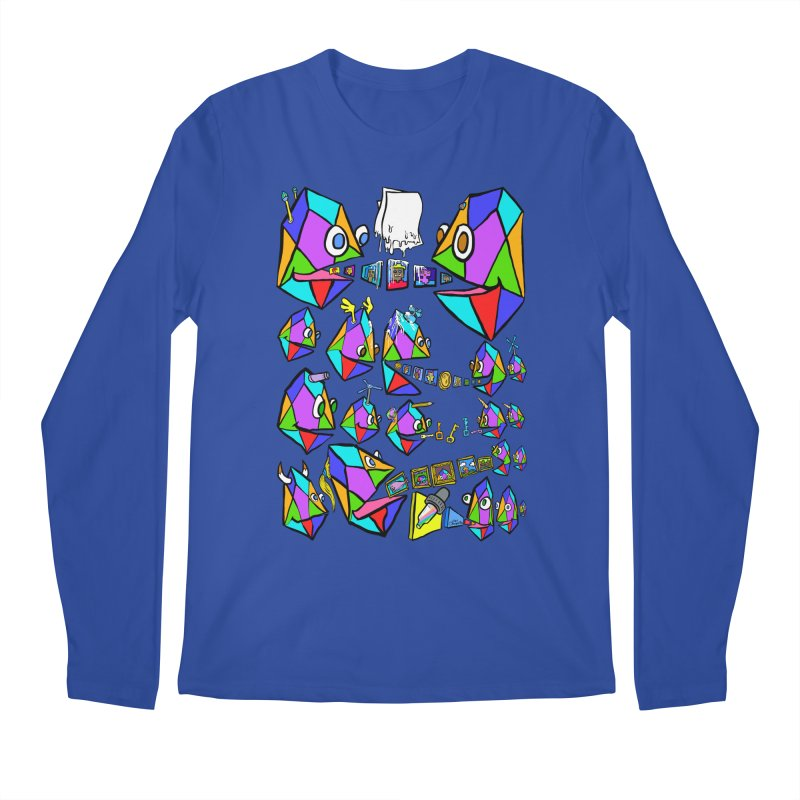 JC - Epic pixEOS Gathering Men's Regular Longsleeve T-Shirt by My pixEOS Artist Shop